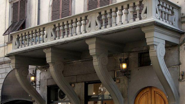 Il Balcone Rovesciato E La Testa Dura Dei Fiorentini