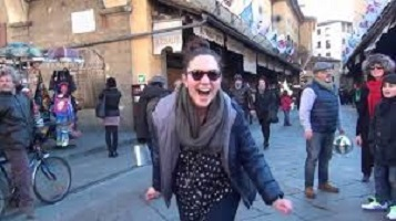Happy to Florence