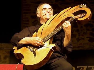 Marasco, cantautore e menestrello: Teresina