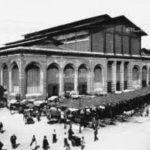 Mercato centrale di San lorenzo, non esiste più
