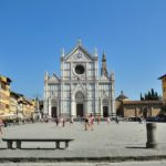 Il pusher bischero in Santa Croce