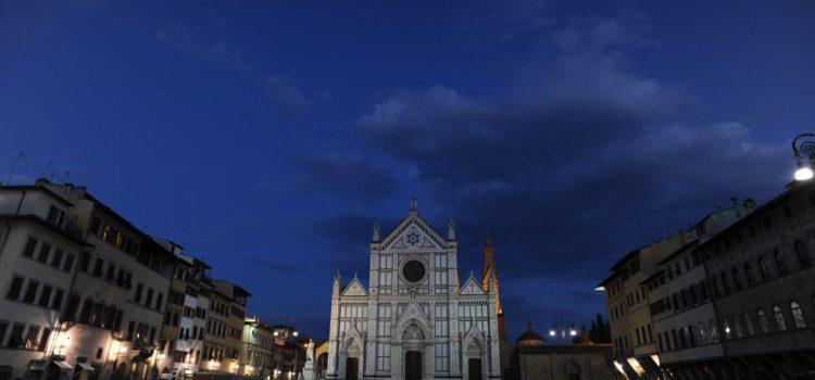 Santa Croce e l'ora blu… di Marzio Somigli