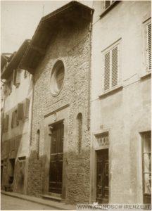 [cml_media_alt id='119']Santa Maria della Croce al Tempio in via San Giuseppe 1900[/cml_media_alt]
