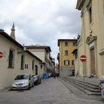 Per chi abita in… Da Largo Bargellini a Via dei Malcontenti.