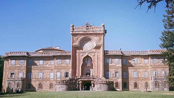 Sammezzano Castle