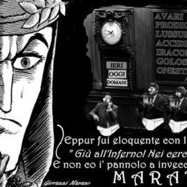 Gli incontinenti! di Giovanni Marano.