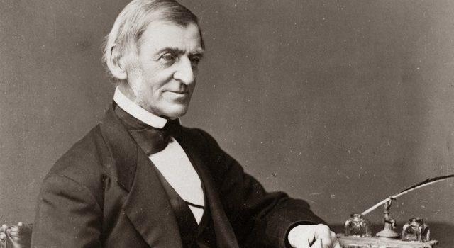Vivere nel mondo: Ralph Waldo Emerson