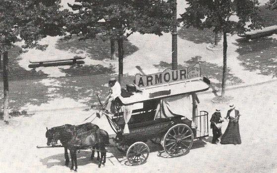 Trasporti pubblici a Firenze alla fine dell'Ottocento