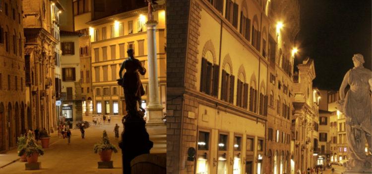 A caccia di presepi per Firenze.