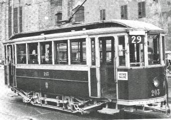 Trasporti pubblici a Firenze dalla fine della guerra agli anni Ottanta