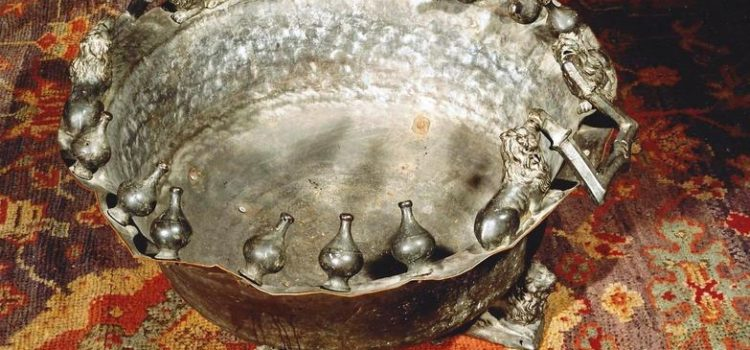The secret of the Roman brazier