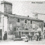 Public transport in Florence from the nine hundred century to 1945