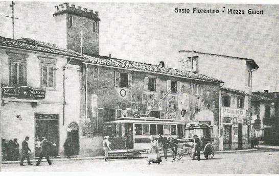 Trasporti pubblici a Firenze dal primo Novecento al 1945