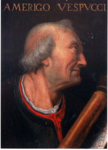 "Amerigo Vespucci tra i ""visacci"""