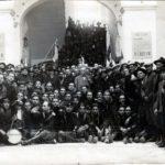 Gino Paganelli e il voto al tempo del fascio
