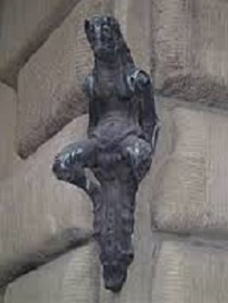 The devil by Giambologna