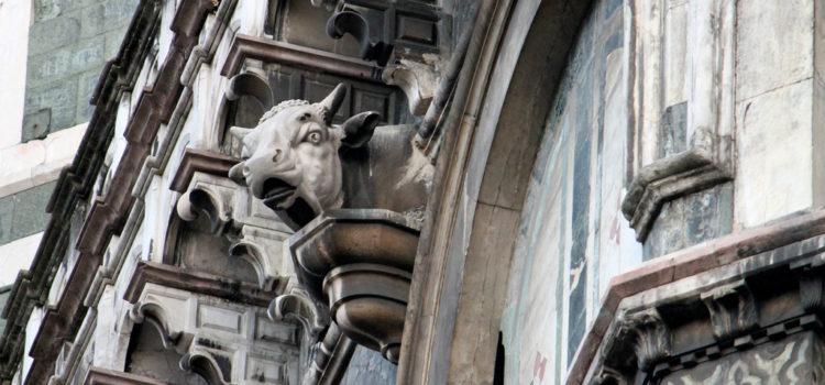 Il bue sul Duomo.
