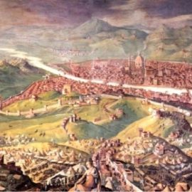Gli eroi dell'assedio – Firenze 1530.
