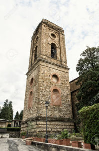 [cml_media_alt id='1037']Bell tower of the San Miniato al Monte basilica in Florence, Tuscany, Italy. Cultural heritage.[/cml_media_alt]