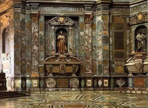 La cappella dei principi, Firenze.
