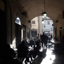 L'Arco di San Pierino.