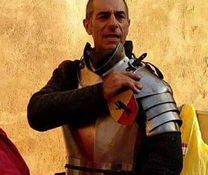 Un romano a Firenze.
