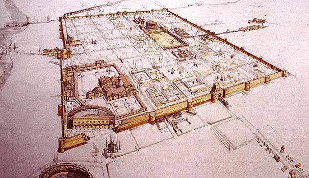 Favole Fiorentine: Il fantasma dell'anfiteatro.