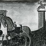 Favole Fiorentine: La statua di Marte.