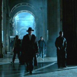 Hannibal, paura a Firenze.