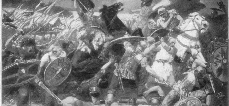 Firenze nel tempo: Fra Goti e Bizantini fino ai Longobardi.
