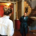 Associazione Marginalia una visita teatralizzata al museo Bellini