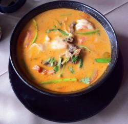 Ic Che Thai, cucina Thailandese.