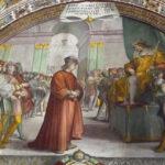 Pier Capponi e Carlo VIII Re di Francia