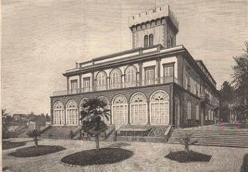 Villa Fabbricotti e il parco