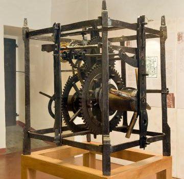 Inserita la molla fatta l'invenzione: oriolo del Brunelleschi.