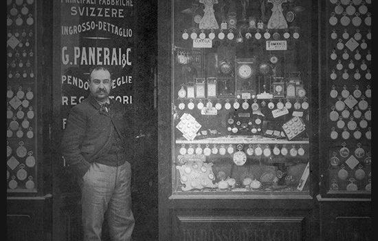 Quando Panerai era Firenze.