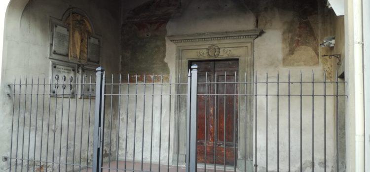 Chiesa San Cristofano a Novoli.