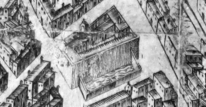 Carcere delle Stinche un carcere nel centro di Firenze.