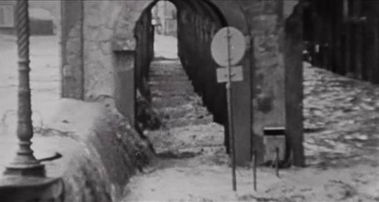 Video inedito dell'alluvione del 1966: I giorni neri di Firenze.