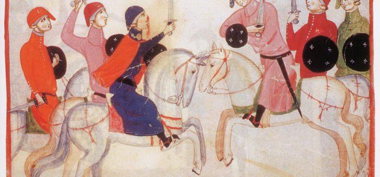 Dante, i Guelfi Bianchi e i Guelfi Neri.