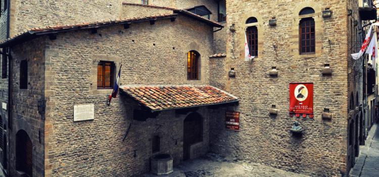 Dante e la sua Casa.