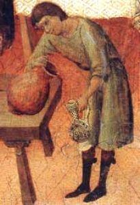 Osterie, strade, antichi mangiari a Firenze nel XV secolo.
