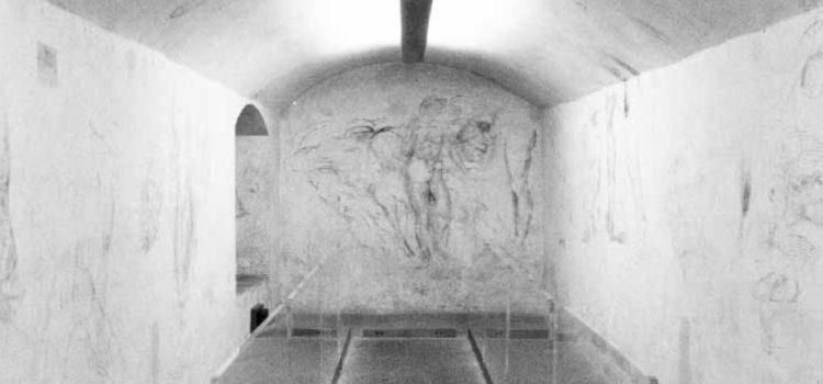 La prigionia segreta di Michelangelo.