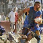 Calcio Storico Fiorentino 2017.