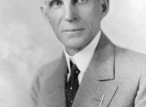Rivoluzione: Henry Ford.