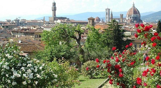 Giardino delle Rose.