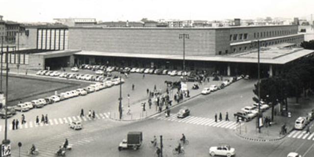 Santa Maria Novella, una stazione immortale.