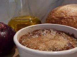 La Carabaccia, ovvero la zuppa di cipolle.