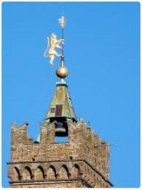 Quando il leone piscia in Arno.
