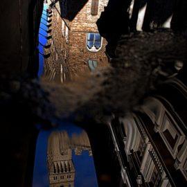 Lo Specchio Di Firenze, fotografia vincitrice del concorso.